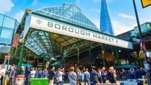 Instalasi Seni David Hockney Meriahkan 'Let's Do London'