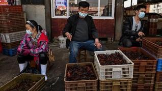 Inflasi, China Catat Kenaikan Harga Makanan 13,2 Persen