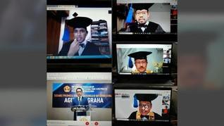 Corona, Sidang Doktoral Online dan Terorisme di E-commerce