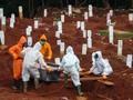 Saling Salip Angka Kematian Jatim-DKI Memasuki PSBB Transisi
