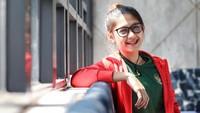 <p>Punya paras cantik, aksi di lapangan hijau juga memukau, enggak heran kalau Zahra kini jadi bintang dan idola pecinta sepak bola Indonesia. (Foto: Instagram @zahmuz12)</p>