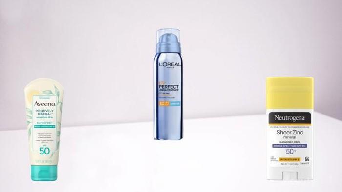 Rekomendasi Sunscreen Terbaik untuk Pemilik Kulit Sensitif
