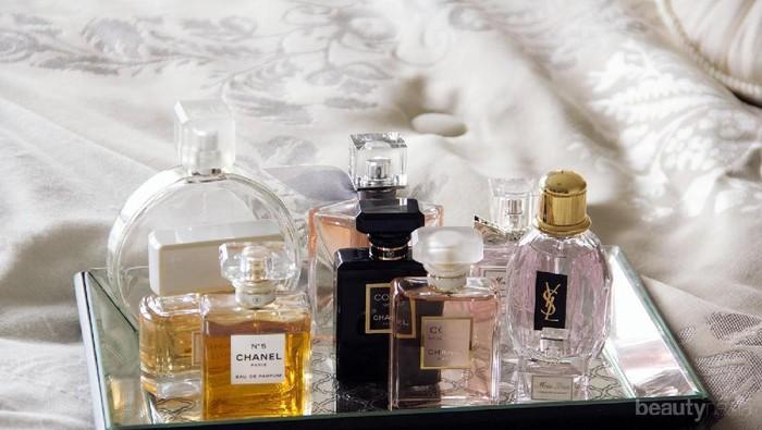 Rekomendasi Parfum dengan Wangi yang Lembut dan Manis