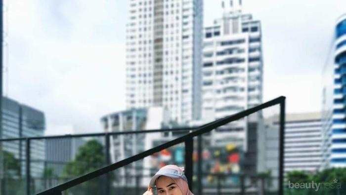 Nyaman dan Trendy, Ini Koleksi Busana Olahraga untuk Hijabers dari Ria Miranda