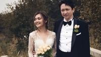 <p>Rina Nose menikah dengan bule bernama Josscy Vallazza Aartsen di Belanda pada 22 Oktober 2019 lalu. (Foto: Instagram @rinanose16)</p>