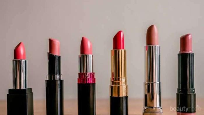 Jarang Dipakai, Ini Tanda Lipstikmu Sudah Expired