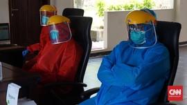 46 Tenaga Medis RS Kariadi Semarang Diduga Terinfeksi Corona