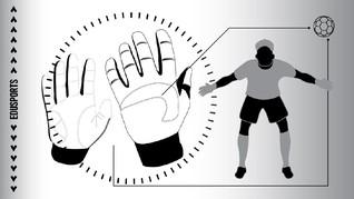 Edusports: Sejarah Sarung Tangan Kiper