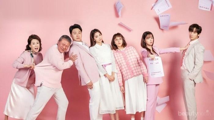 Sinopsis Once Again, Drama Korea Terbaru Lee Min Jung yang Raih Rating Tertinggi