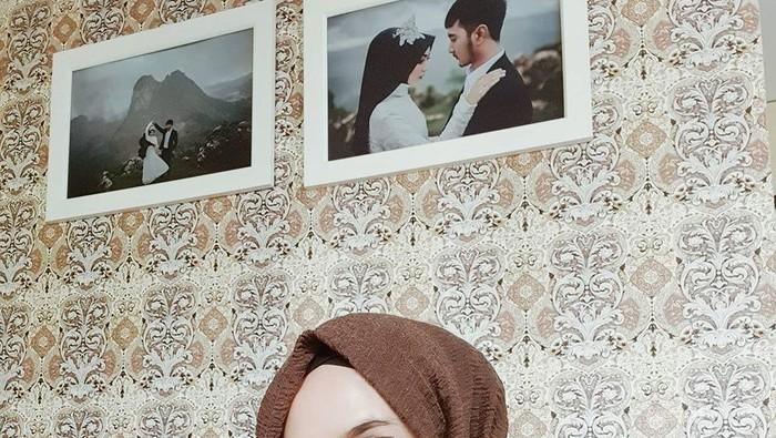 Biar Terlihat Tirus, Ini Cara Memakai Hijab yang Cocok untuk Wajah Bulat
