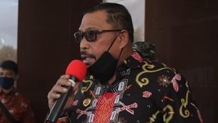 'Nempel' Edhy Prabowo di Ambon, Gubernur Maluku Swab 6 Kali