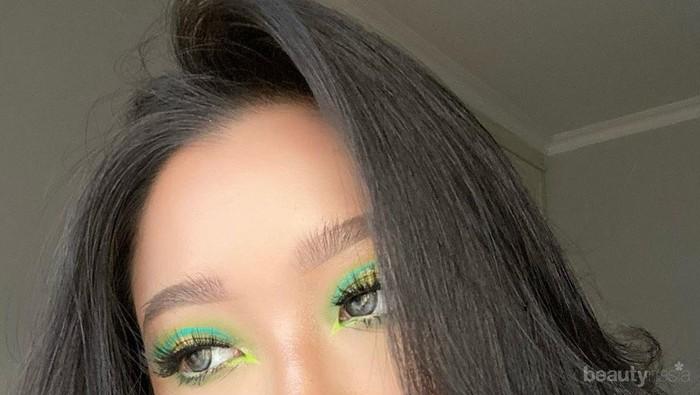 Makeup Trend: Neon Floating Liner, Eyeliner Mengambang ala Beauty Vlogger Cindercella