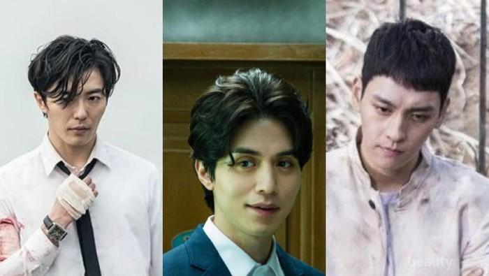 5 Aktor Korea Tampan Memerankan Karakter Psikopat Menyeramkan di Drama Korea