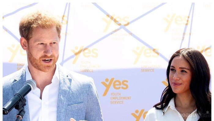 Resmi Mundur, Pangeran Harry dan Meghan Markle Pamit di Instagram