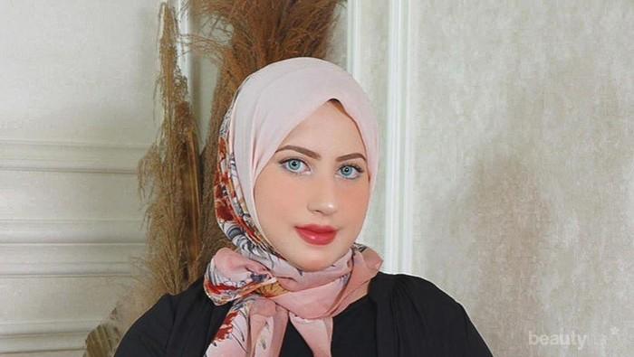Mantap Berhijab, Intip 6 Style Outfit Hijab Tasyi Athasyia, Kembaran Tasya Farasya