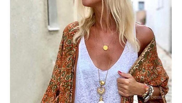 Yuk, Tampil Chic dengan Tips Bohemian Simple untuk Daily Outfit