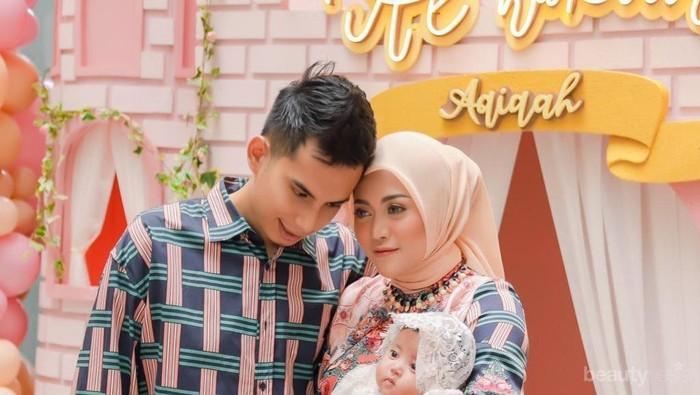 Serba Pink, Dekorasi Tasyakuran Anak Kedua Rachel Vennya dan Niko Al Hakim