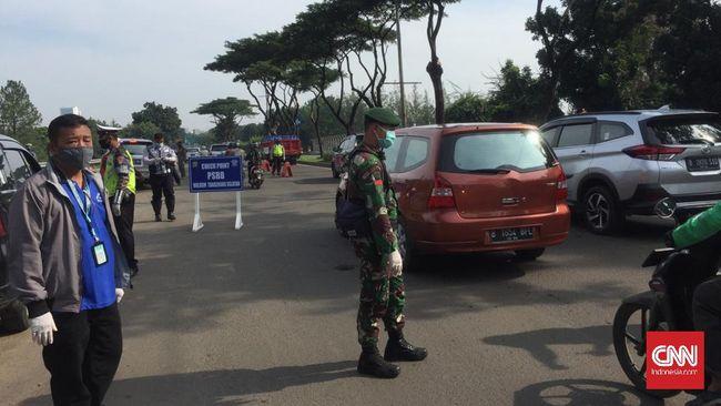 WHO menyebut penurunan kasus corona di Banten terus menerus dari kasus terkonfirmasi positif dan kasus probable.