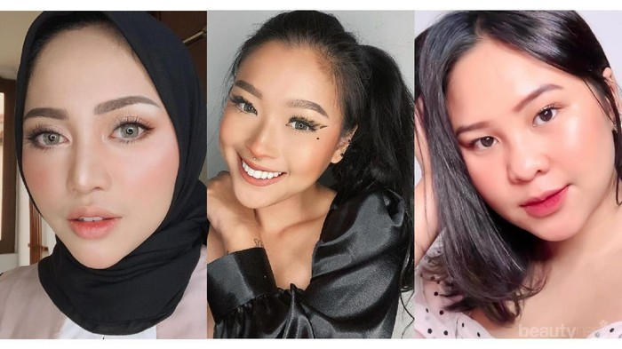 5 Influencer Cantik dengan Ombre Lips ala Korea, Bisa Jadi Inspirasi Makeup Look Kamu!