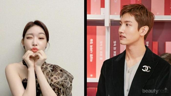 Resmi Debut Solo, Changmin TVXQ Ajak Chungha Berkolaborasi!