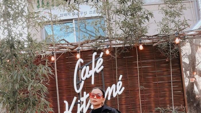 Tips Mengubah Gaya Kasual Jadi Edgy Style ala Influencer Chianty Gunawan