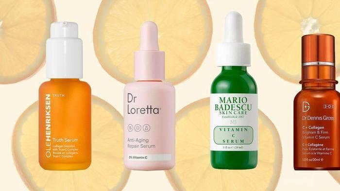 Rekomendasi Serum Vitamin C yang Bagus untuk Samarkan Noda Hitam pada Wajah