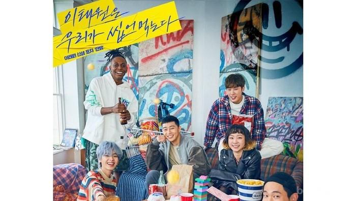 Wajib Masukin Playlist Kamu! Inilah 9 OST Drama Korea Itaewon Class
