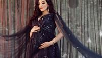 <p>Tasya Farasya memilih rumah sebagai tempat melakukan maternity shoot karena pandemi Corona, Bun. (Foto: Instagram @tasyafarasya)</p>