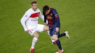 Digocek Messi, Beckham Pilih Pensiun
