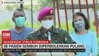 VIDEO: 38 Pasien Sembuh Diperbolehkan Pulang