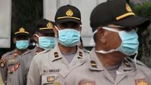 12 Polisi di Pekalongan Jadi Pasien OTG Covid-19
