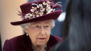 Ratu Elizabeth II Batalkan Pesta Ultah karena Pandemi