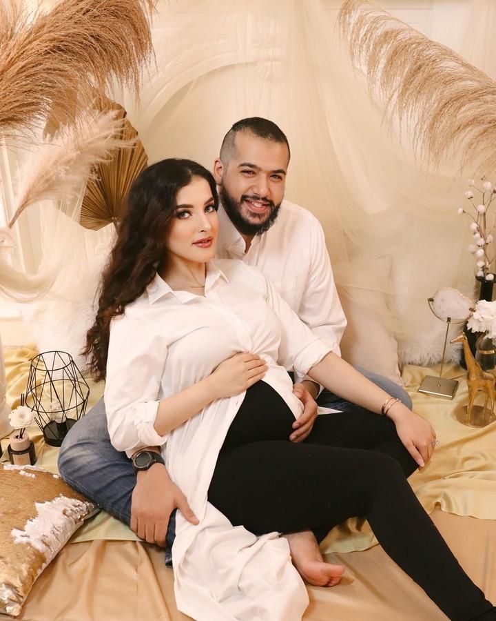 Di Rumah Aja, 7 Potret Maternity Shoot Tasya Farasya