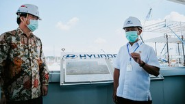 Setengah Jalan Pabrik Mobil Listrik Hyundai di Indonesia