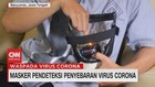 VIDEO: Masker Pendeteksi Penyebaran Virus Corona