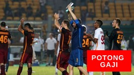 VIDEO: Pemain AS Roma Rela Gajinya Dipotong