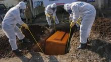 Satgas Bertekad Turunkan Kematian Corona di Bawah 1 Persen