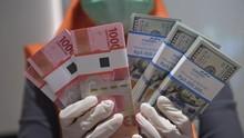 Kekhawatiran Pasar Meningkat, Rupiah Tunduk ke Rp14.625