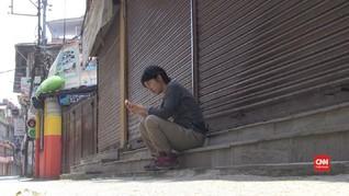 VIDEO: Nepal Lockdown, Turis Terjebak Tak Bisa Pulang