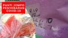VIDEO: Panti Jompo Diduga Jadi Pusat Penyebaran Corona