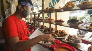 7 Tips Membeli Makanan di Warung Makan saat Pandemi Covid-19