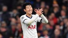 Gol Fenomenal Son Heung Min Terbaik di Liga Inggris