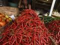 Jerit Pedagang Pasar Induk Serang, Omzet Sepi karena Pandemi