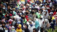 Penduduk Kabupaten Bogor Terbanyak, Tana Tidung Tersedikit