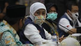Ketua Riset Corona Minta Risma dan Khofifah Sudahi Konflik
