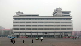 Mengintip Mal dan Bioskop di Negara Kim Jong-un