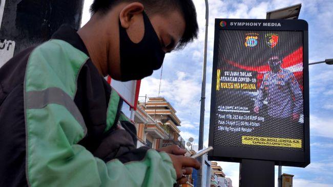 Pengemudi ojek online hingga selebritas Jerinx terancam penjara setelah mengkritik terkait situasi pandemi Covid-19.