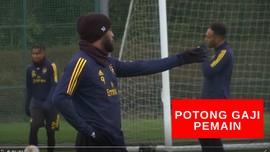VIDEO: Manajer dan Pelatih Arsenal Setuju Gajinya DIpotong