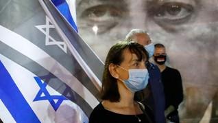 Ribuan Warga Israel Demo Desak PM Netanyahu Mundur