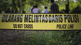 Mapolres OKI Sumsel Diserang: Polisi Luka, Pelaku Tewas